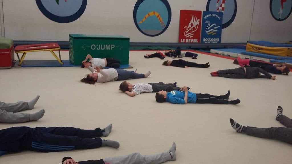 La relaxation en EPS: comment faciliter la détente des élèves?