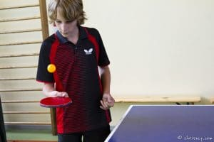 echauffement eps tennis de table