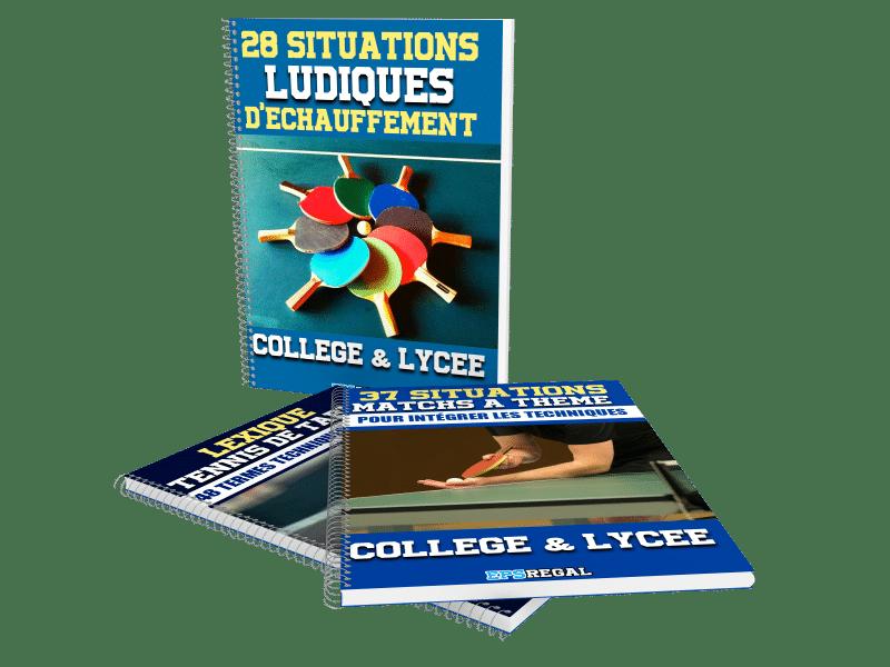 ressources tennis de table eps college et lycee