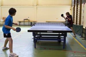 Le tennis de table en EPS au collège et au lycée: comment l'enseigner?