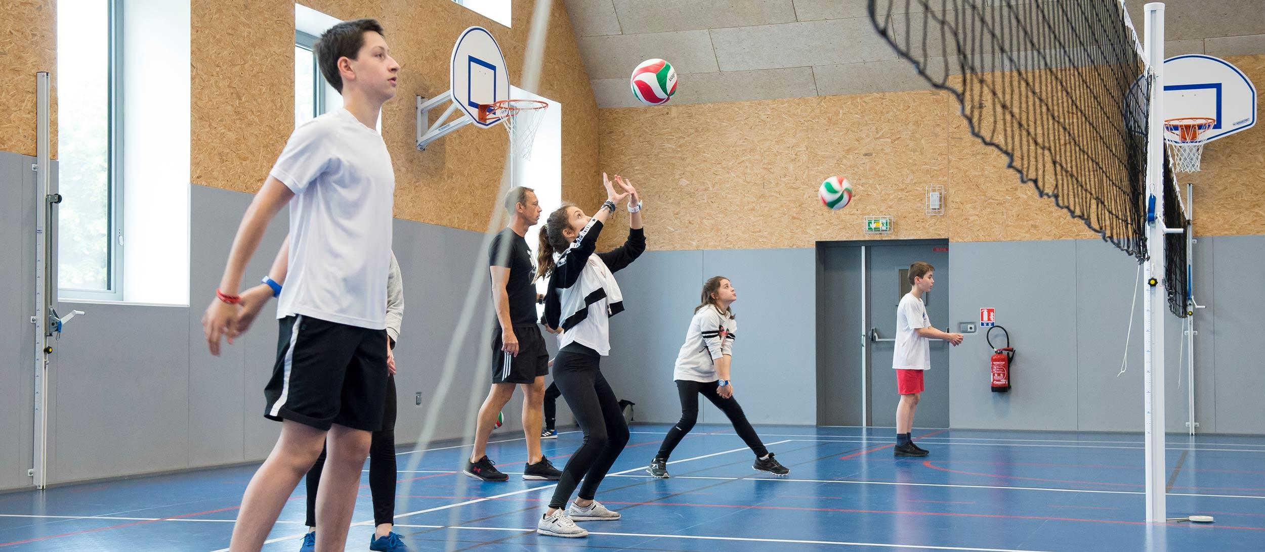 Le volley-ball en EPS au collège et au lycée: 10 propositions pour l'enseigner