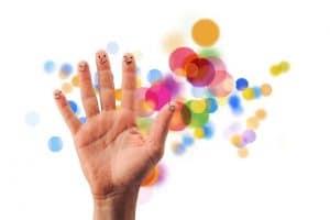 Diminuer le stress: la solution…au bout des doigts!