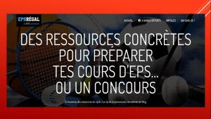 EPS: des ressources concrètes pour bien démarrer 2021!