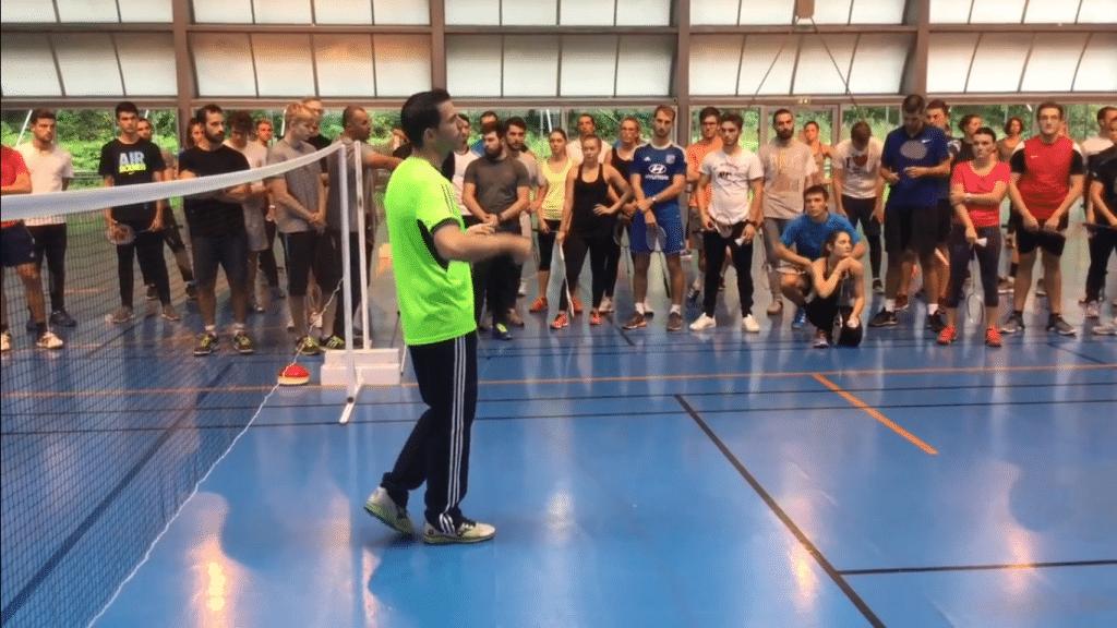 AEEPS Mascret badminton