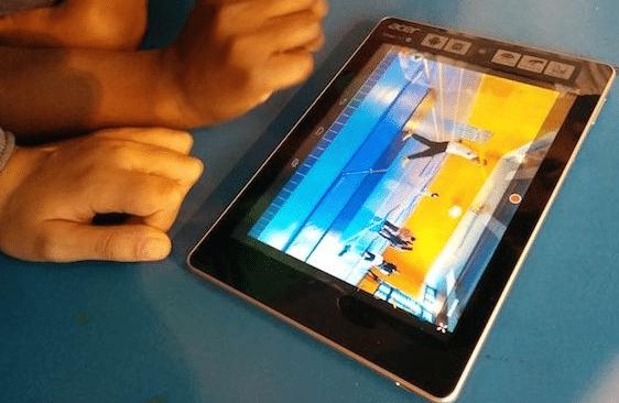EPS tablette numerique